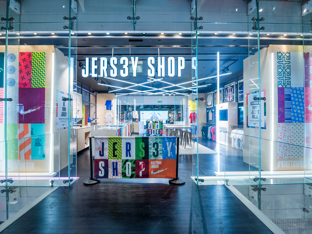 Jersey Shop